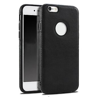 Matte black shell for iPhone (7)