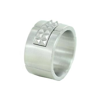 ESPRIT men's ring stainless steel of rocks Gr. 19 ESRG11334A190