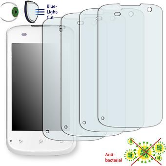 Mobistel Cynus E1 display protector - Disagu ClearScreen protector
