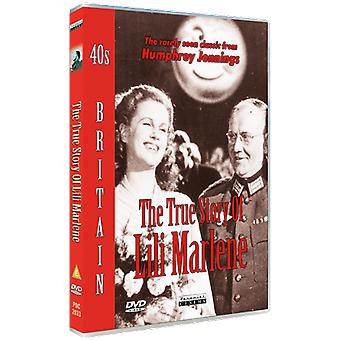 The True Story of Lili Marlene DVD
