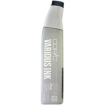 Copic Various Ink Refill For Sketch & Ciao Markers-Cool Gray #9