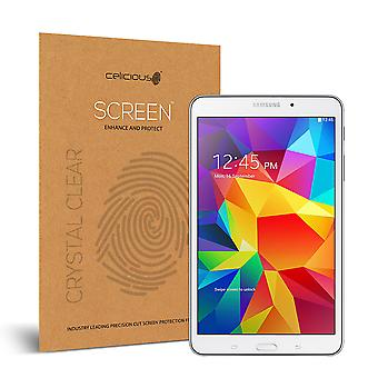 Celicious Vivid Invisible Glossy HD Screen Protector Film Compatible with Samsung Galaxy Tab 4 8.0 [Pack of 2]