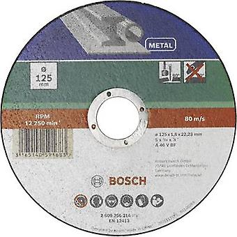 Taglio disco 115mm (dritto) 22,23 mm Bosch Accessori A 30 S BF 2609256315 1/PC