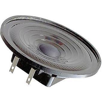 Visaton K 64 WP 2.5 cm 6,4 Wideband altoparlante telaio 2 W 50 Ω