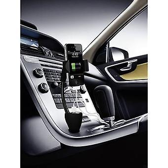 Bil universal holder + oplader Technaxx TE06