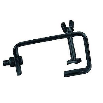 Hook Eurolite Strahler-/Scheinwerferhalterung Schwarz Suitable for: Truss