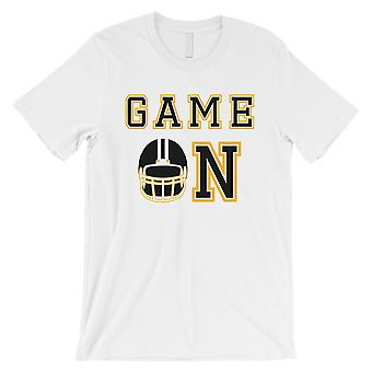 GAME ON Pittsburgh T-Shirt Mens Funny Game Day Short Sleeve Tee