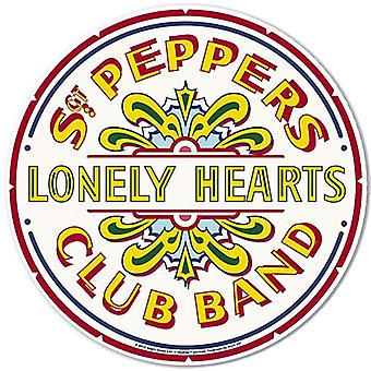 Beatles Sgt. Pepper Drum Computer Mouse Mat