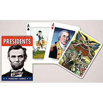 Президенты набор игральных карт + шутники
