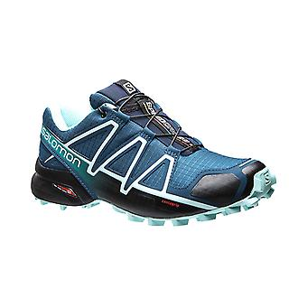 Salomon Speedcross 4 Damen Trailschuhe Blau