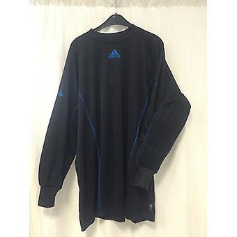 Adidas Torwart Trikot schwarz/blau Herren 164840