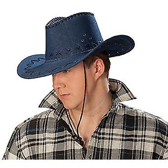 Sombrero de vaquero de jeans
