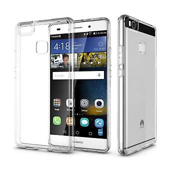 Stuff Certified ® 2-Pack Transparent Clear Case Cover Silicone TPU Case Huawei P8