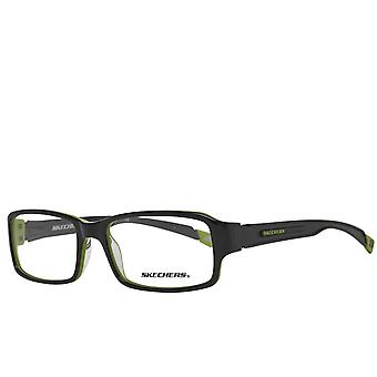 Skechers mens glasses black