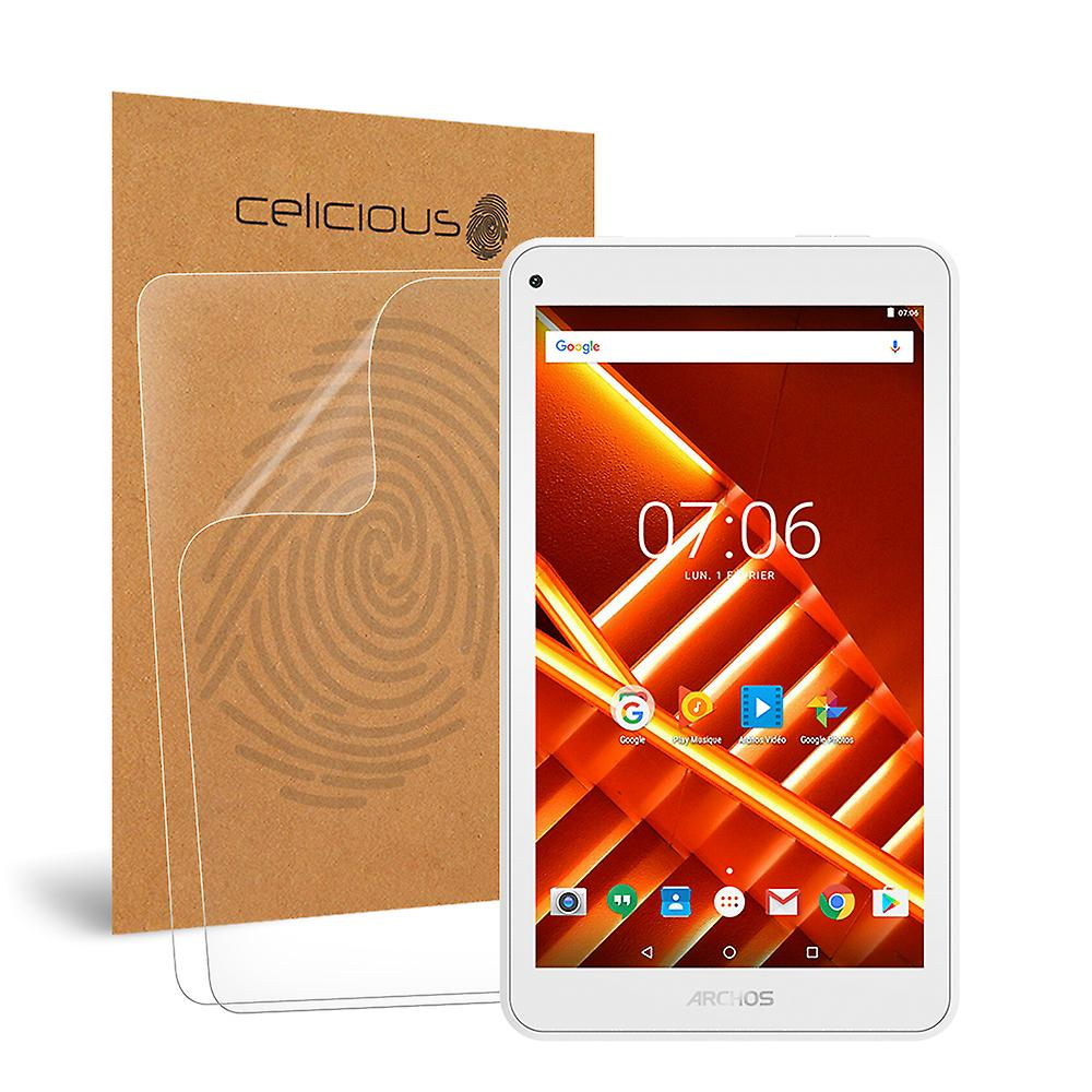 Celicious Matte Anti-Glare Screen Protector Film Compatible with ARCHOS 70d Titanium [Pack of 2]