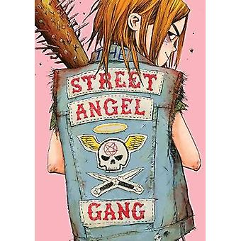 The Street Angel Gang by Jim Rugg - 9781534303669 Book
