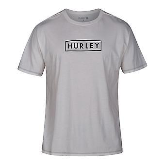 Hurley Lightweight Boxed Short Sleeve T-Shirt