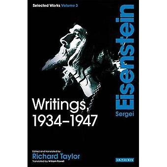 Escritos - 1934 - 1947 - Sergei Eisenstein selecionado obras - v. 3 por Serge