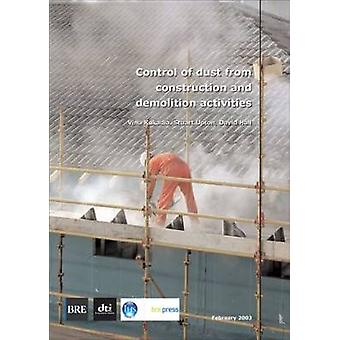 Control of Dust from Construction and Demolition Activities - (BR 456)