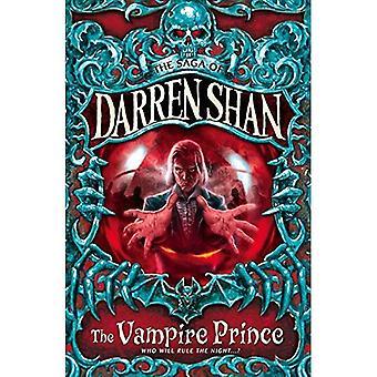Le Prince Vampire (Saga of Darren Shan)