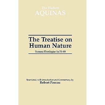 Tutkielman ihmisluonnon: Summa Theologiae 1A 75-89 (Hackett Aquinas-hanke)