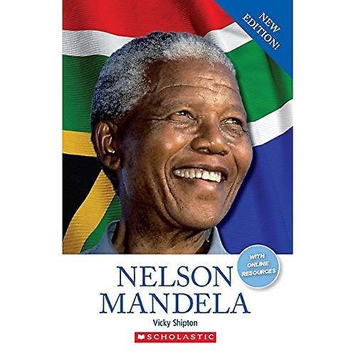 Nelson Mandela (Scholastic Readers)