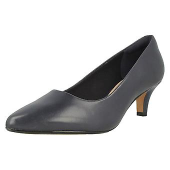 Ladies Clarks Pointed Toe Court Shoes Linvale Jerica