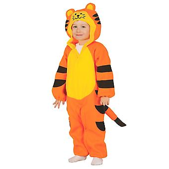 Toddlers Baby Tiger Fancy Dress Costume