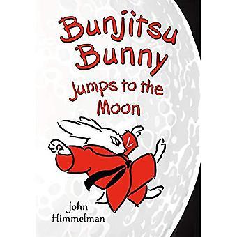 Bunjitsu lapin saute sur la lune