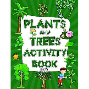 Växter & träd aktivitetsbok
