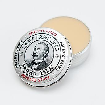Capitano Fawcett barba Balm - Private Stock