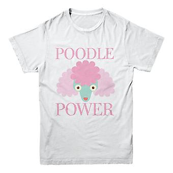 Official Pet-Selfie T-Shirt -Poodle Power