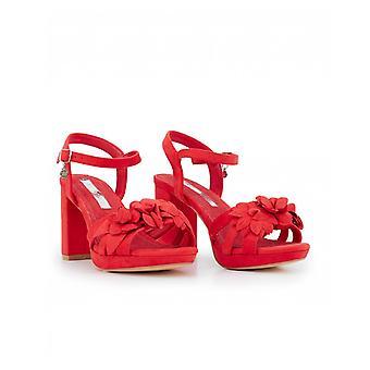 Sandales à talon bloc XTi