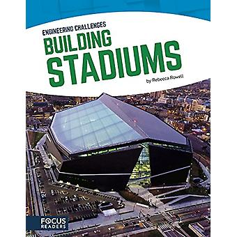 Building Stadiums by Rebecca Rowell - 9781635172577 Book