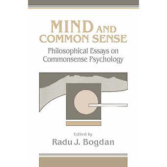 المقالات الفلسفية العقل والحس في سيكولوجية الحس بياء رادو بوغدان آند