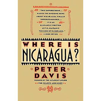 Where Is Nicaragua by Davis & Peter