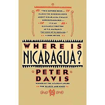Où se trouve le Nicaragua par Davis & Peter
