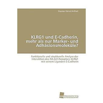 KLRG1 und ECadherin mehr als nur Marker und Adhsionsmolekle by Rohart Stephan Patrick