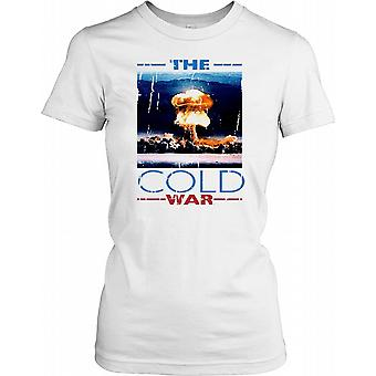 The Cold War Explosion Ladies T Shirt
