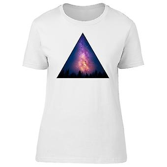 Melkweg melkwegstelsel driehoek Tee mannen-beeld door Shutterstock