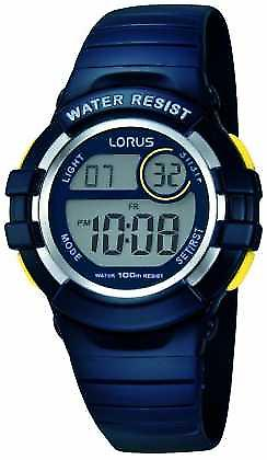 Lorus Digital R2381HX9 Watch