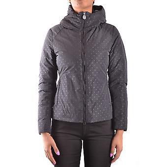 Invicta Black Nylon Outerwear Jacket