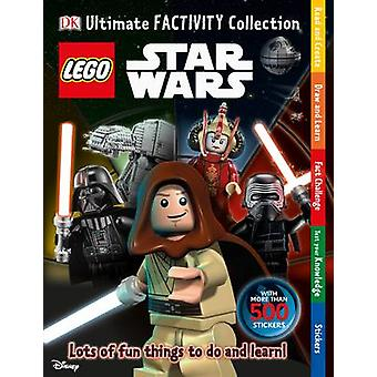 LEGO Star Wars Ultimate Factivity Collection by DK - 9780241232309 Bo