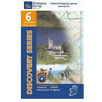 Donegal (Central) - Tyrone (4th Revised edition) by Ordnance Survey I