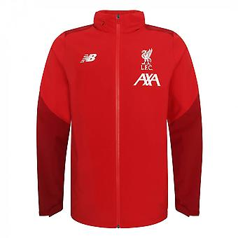 687a0726c 2019-2020 Liverpool Base Storm Jacket (Red)