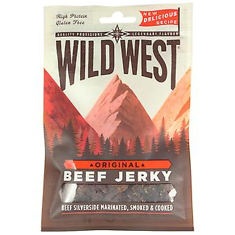 Wild West Original Beef Jerky 35G X 6