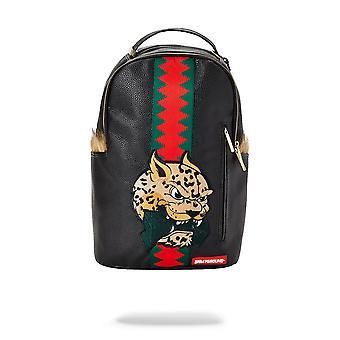 Sprayground Spucci Leopard Money Backpack