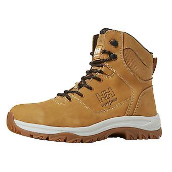 Helly Hansen Mens Ferrous Leather Steel Toe Safety Boots