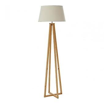 Premier Home Breton Floor Lamp, Natural