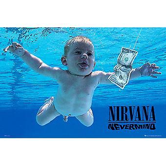 Nirvana Nevermind Maxi plakat 61x91.5cm